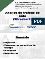 Wireshark - Análise de tráfego de rede