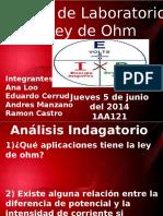 informe ley de ohm.pptx