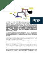 Sistema de Control de Emisiones Evaporativas EVAP