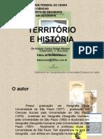 Território e História
