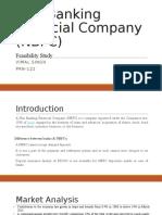 Non Banking Financial Company (NBFC)