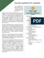 Conquista y Colonización Española de La Argentina - Wikipedia, La Enciclopedia Libre