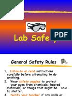 lab safety pwp