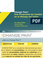 Presentacion CHANGE PAIN