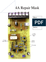 Regulador de Voltaje Vr504a Repair Mask