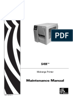 Xi4 Maintenance Manual | Electrical Connector | Power Supply