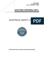 ufc 3-560-01 electrical safety, o&m; with change 3 (september 17, 2009)