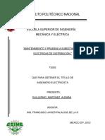 Mediciones y pruebas eléctricas y electrónicas
