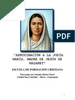 Acercamiento a María de Nazaret