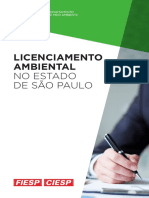 Cartilha Licenciamento ambiental
