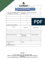 Ficha Familiar
