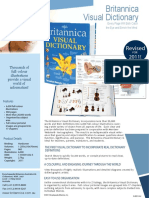 Britannica Visual Dictionary - Brochures