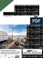 Conflicto Santa Ana - Bear Creek Mining