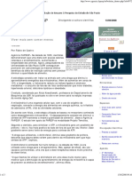 __ Agência FAPESP - Divulgando a Cultura Científica _