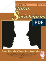Revista Conjeturas Sociológicas No 10 2016