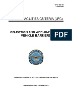 ufc 4-022-02 selection and application of vehicle barriers (8 june 2009)