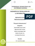 Proyecto Infraestructura