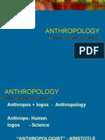 Anthropology and Orthodontics