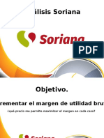 Análisis Soriana