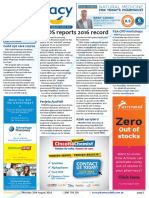 Pharmacy Daily for Thu 25 Aug 2016 - EBOS reports 2016 record, HCH plans need pharmacy, Sclavos diabetes checklist, Travel Specials and much more
