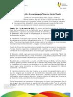 14 03 2011 - El gobernador Javier Duarte de Ochoa se reunió con importantes grupos empresariales del país.