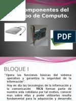 Bloque 1 Informatica 1