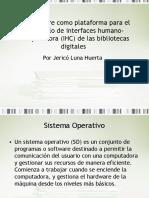 Fedora Core Como Plataforma Para El Desarrollo de (1)