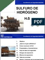 Caracteristicas del sulfuro de hidrogeno.ppt