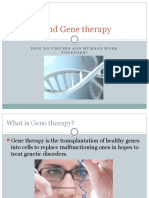 viruses and gene therapy