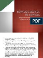 Servicios Medicos de Empresa