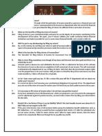 Tax Return Filing FAQs.