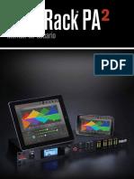 DriveRack PA2 Manual Español 5044138-A ES Original