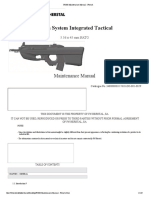 F2000 Maintenance Manual - Poor Translation