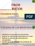 2. Registros Electricos - Ambiente de Pozo