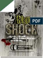 Bioshock Pitch Document