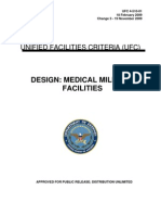 ufc 4-510-01 design - medical military facilities, with change 3 (19 november 2009)