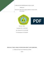 Pembuatan Serum Dan Pemeriksaan Widal Slide