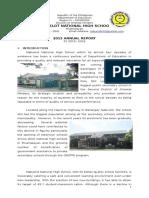 AHS Annual Report 2015-2016