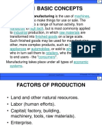 Production and Operation Mgt. Multiple Stages