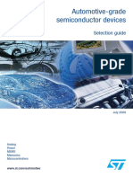 Automotive-grade semiconductor devices