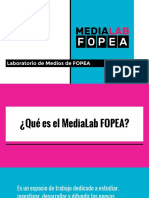 Media Lab FOPEA