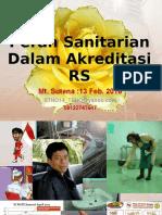 00=Peran Sanitarian Dlm Akreditasi RS=Mt Sutena-13 Feb 2016.ppt
