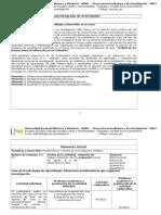 Guia Integrada de actividades metodologia de la investigacion Unad 2016 II