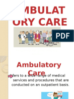 Ambulatory Care System