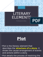 literary elements master ppt