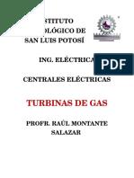 Turbinas de Gas Rivera de Santiago