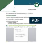 4.Estructura Del Reporte