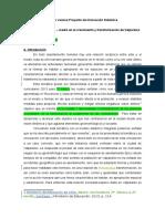 Proyecto Innovación didáctica Geografía
