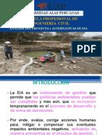 Clase Vii Medidas Análisis Del Proyecto de Eia