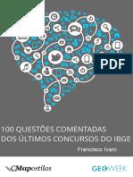 Questões Comentadas 100 Questões Comentadas Dos Últimos Concursos Do Ibge Your Logo